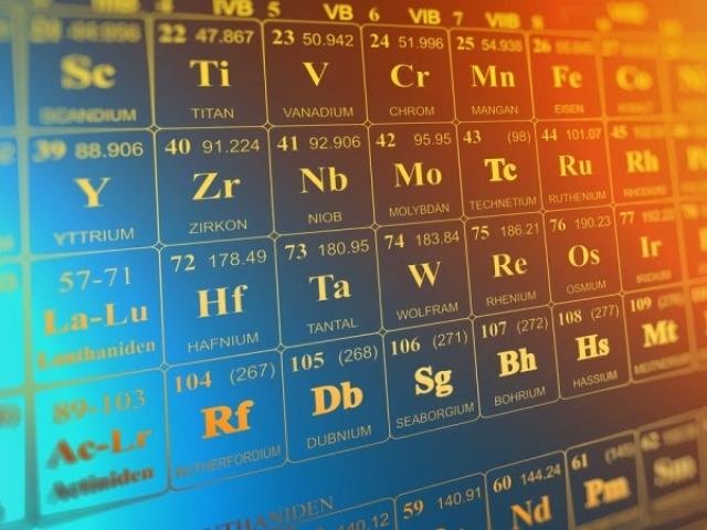 Você conhece a Tabela Periódica?