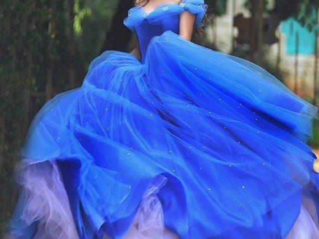 ♥Como seria seu vestido de princesa?♥