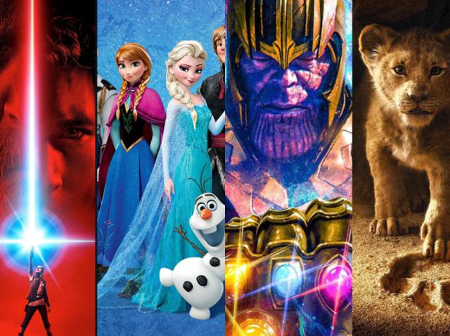 Qual dos Filmes que Lançarão em 2019 você faria Parte?