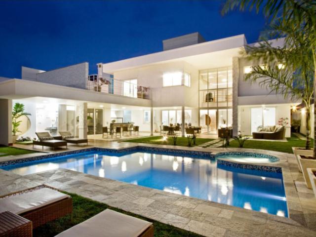 Monte sua mansão e descubra que estilo vai ser!