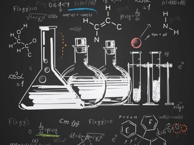 Teste de Química!