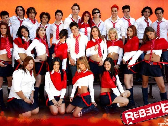 Qual das meninas de Rebelde você é?