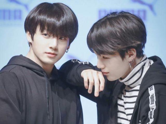 Você é mais Jungkook ou Suga?