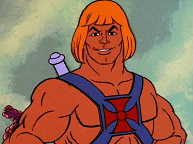 Você conhece o He-Man?