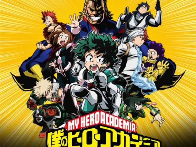 Quiz sobre Boku No Hero ;)