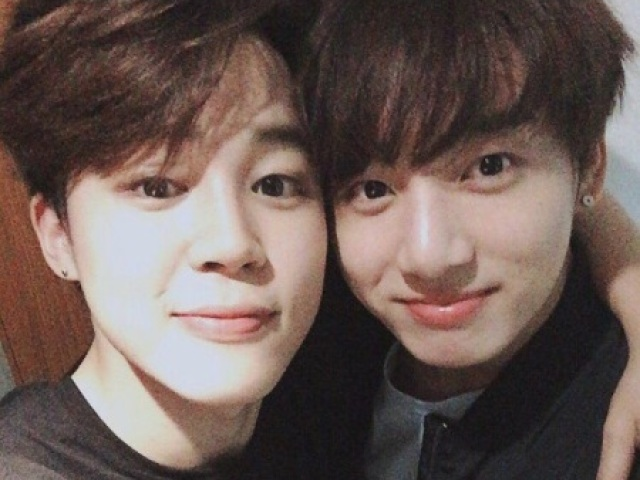 (BTS) Quem você seria? Jimin ou JungKook?
