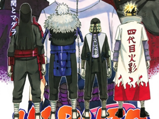 Você conhece o universo de Naruto?