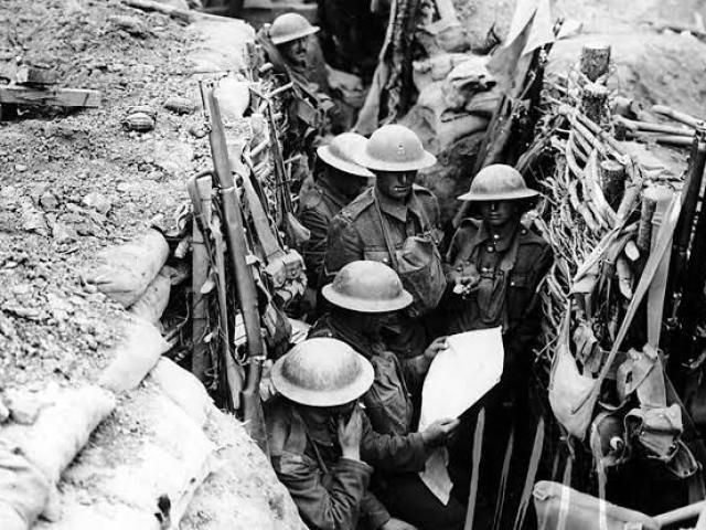 Você realmente conhece a 1ª guerra mundial? (Difícil)