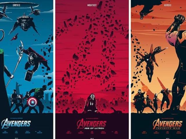 Qual filme dos Vingadores mais combina com você?