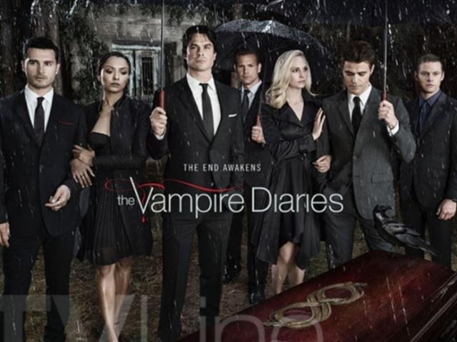 Qual ser sobrenatural você séria em The Vampire Diares?