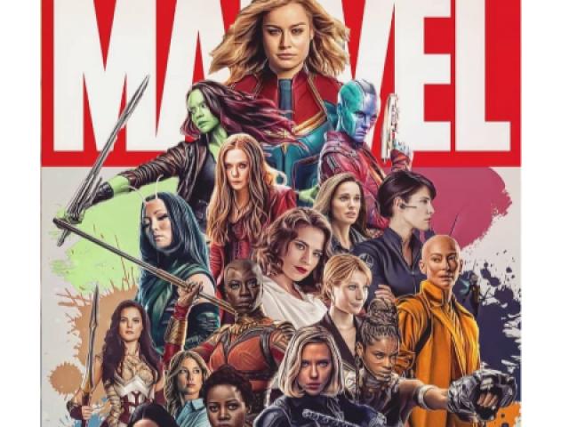 Qual personagem feminina da Marvel você seria?