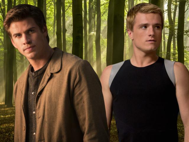 Com quem você ficaria: Gale ou Peeta?