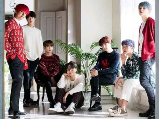 Você conhece o BTS?