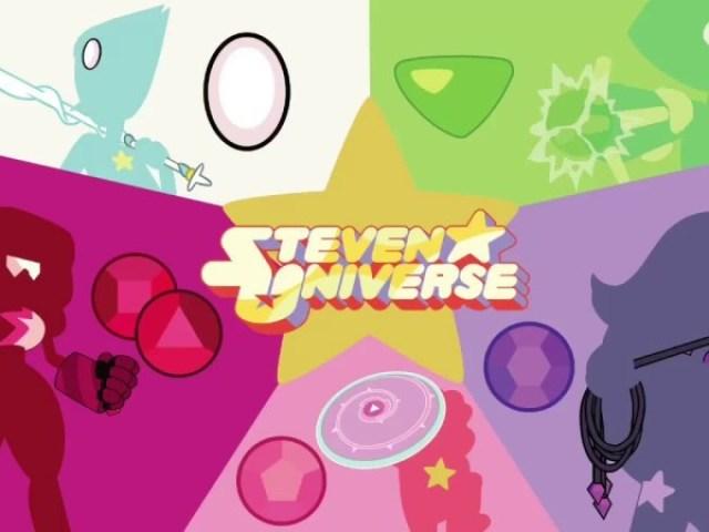 Você conhece Steven universo!?