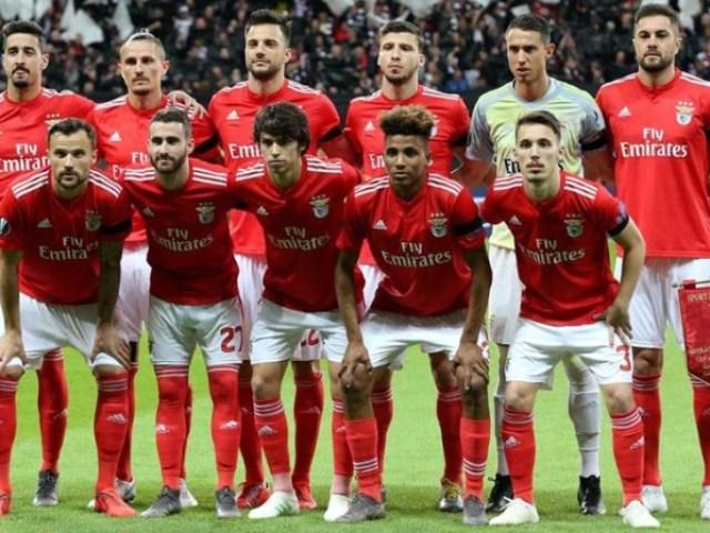 Que jogador do Benfica tu serias?