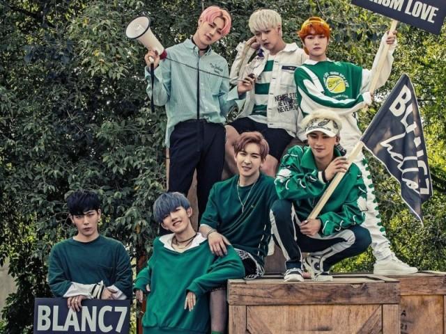 Você é o tipo ideal de qual membro do Blanc7?