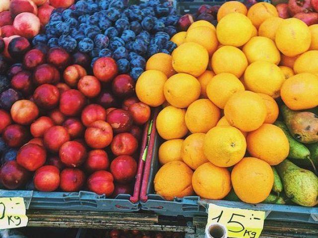 Qual fruta você é?