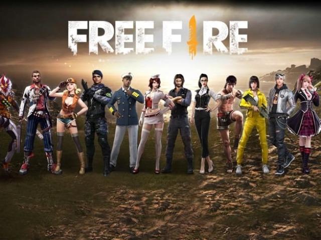 Você conhece bem o Free Fire?