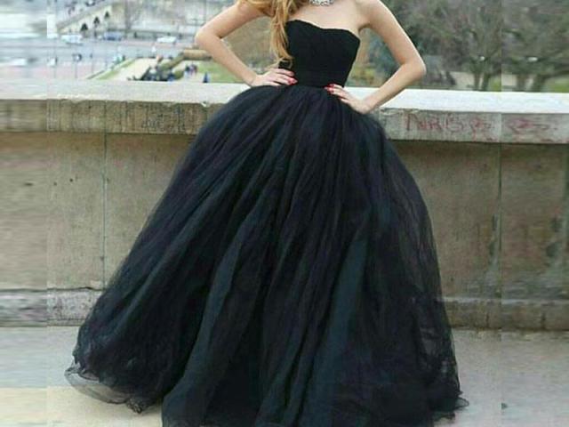 Qual será seu vestido de baile!?