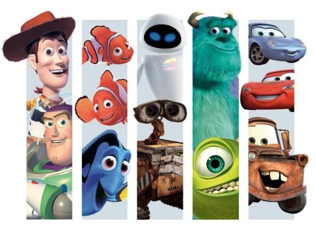 Você Conhece os Personagens da Disney, da Pixar e da Disney - Pixar?