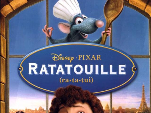 Você lembra de Ratatouille?