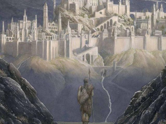 Qual é a sua casa em Gondolin?