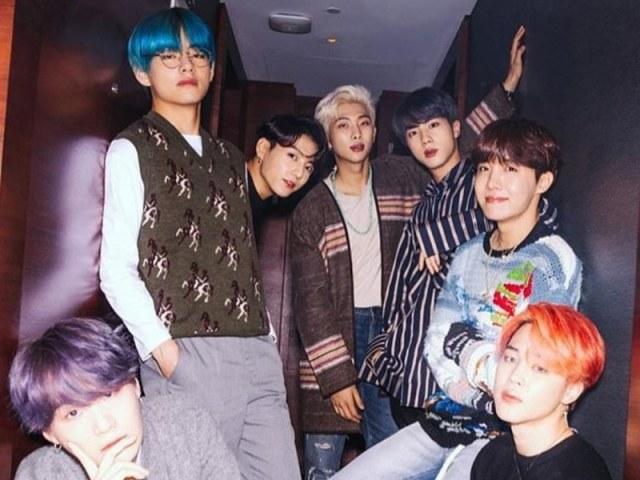 Que membro dos BTS seria seu melhor amigo?