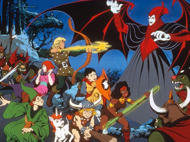 """Qual personagem de """"Caverna do Dragão"""" você seria?"""