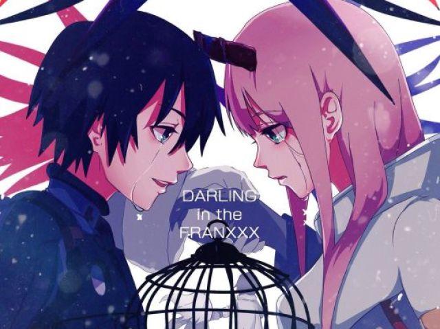 Você conhece Darling In The FranXX?