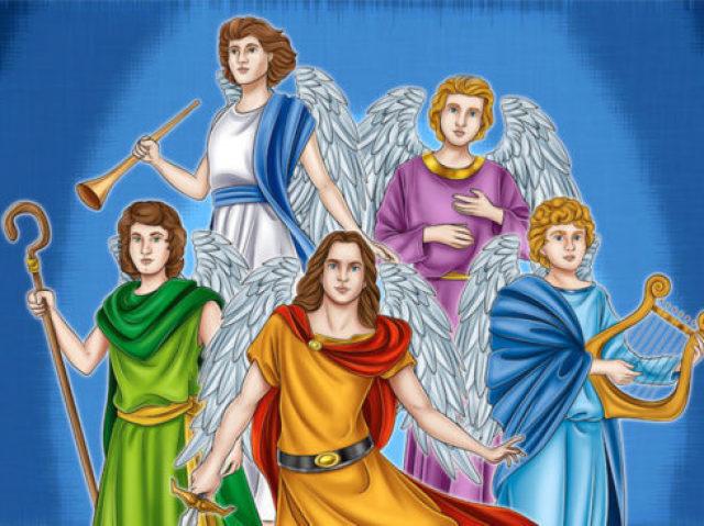 Você conhece os Anjos da Guarda dos signos?