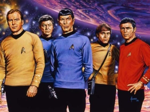Quem é você em Star Trek?