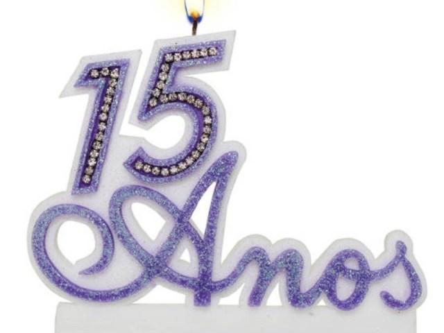 Festa de 15 anos!