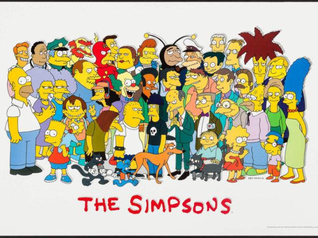 Quem você é de os Simpsons?