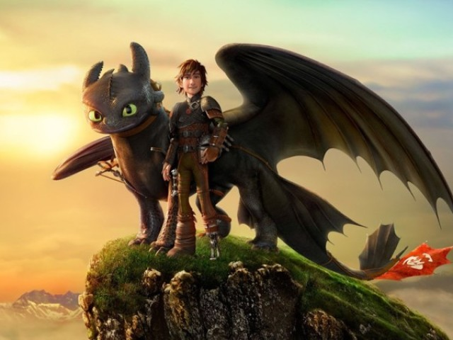 Como Treinar seu Dragão: Que dragão você teria?