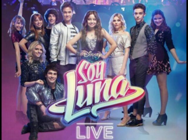 Quem você seria em Sou Luna?