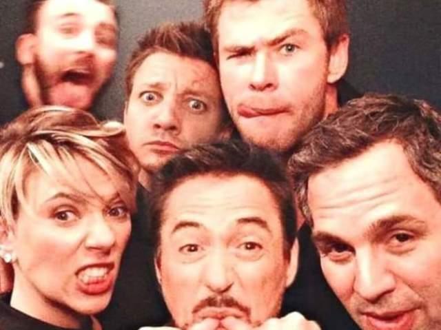 Você sabe o nome dos atores da Marvel?