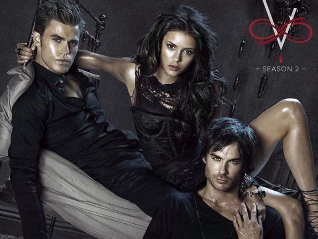 Você realmente é um fã de The vampire diaries?