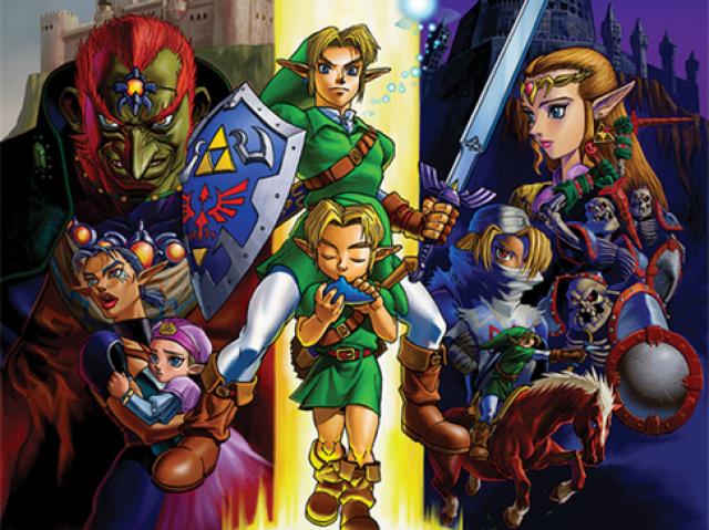 Você conhece Zelda?