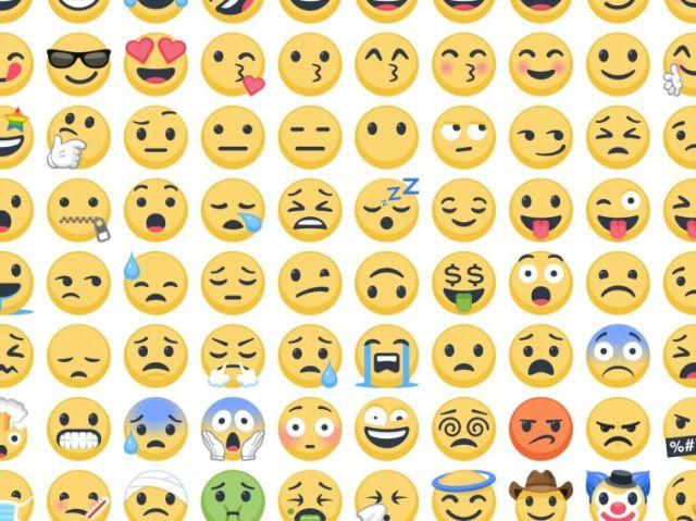 Qual o desenho com emojis