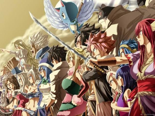 Você conhece Fairy Tail o suficiente?