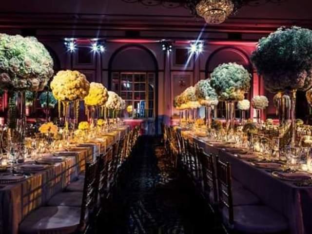Como será sua festa de casamento?