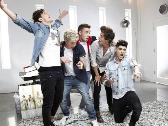 Qual música da One Direction você é?