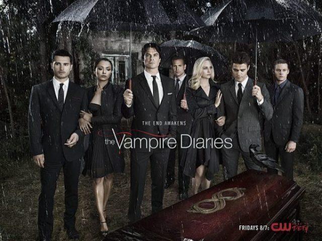 Você conhece todos os personagens de The Vampire Diaries? (Nível IMPOSSÍVEL)