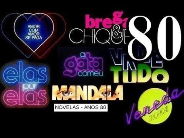 Qual novela dos anos 80 te representa?