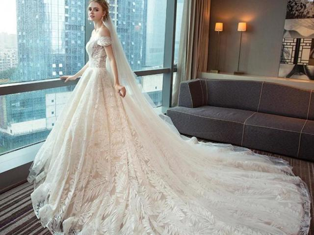 Qual vai ser seu vestido deslumbrante de casamento?