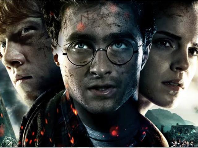 Você é um fã de Harry Potter?