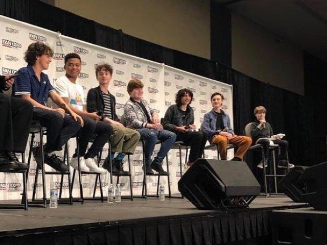 Quem dos meninos do cast de It: a coisa você namoraria?