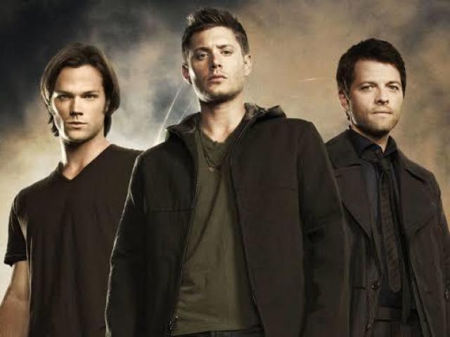 Quem você seria em Supernatural/Sobrenatural?