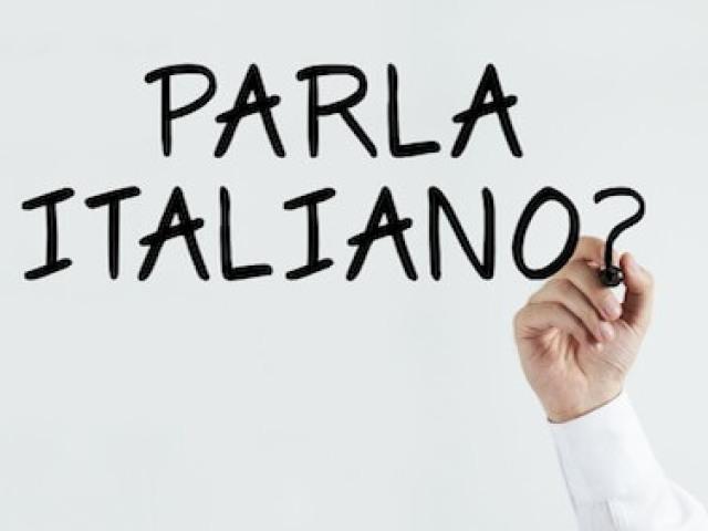Você sabe falar italiano?