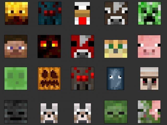 Qual mob de minecraft você seria?
